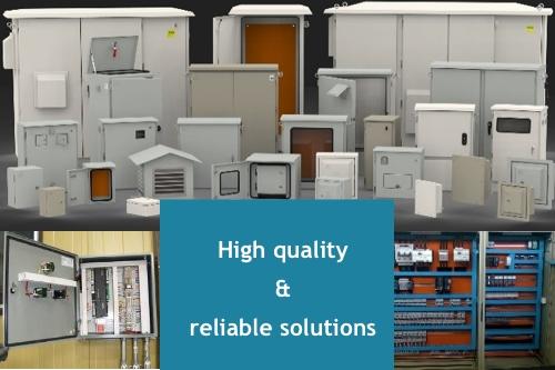 aswar misr-Electrical-distribution-panels